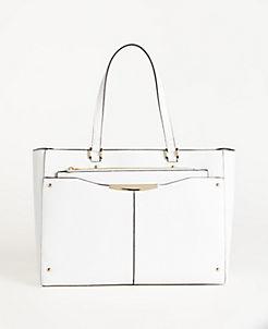 앤테일러 Ann Taylor Pochette Tote Bag