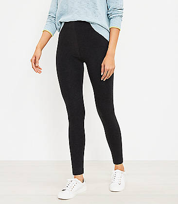 로프트 LOFT Lou & Grey Essential Leggings