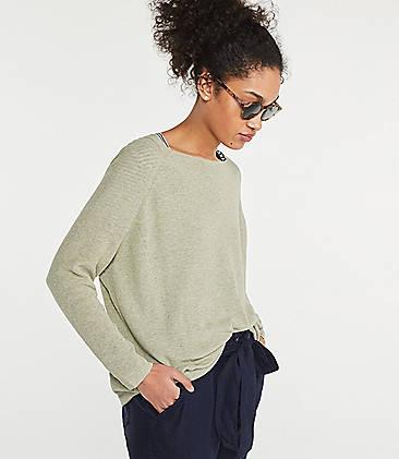 로프트 LOFT Lou & Grey Dolman Sweater