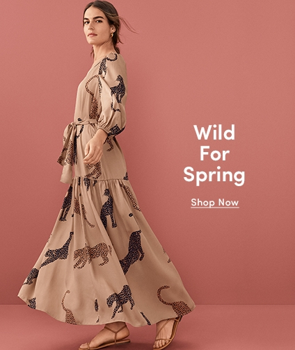 Wild For Spring