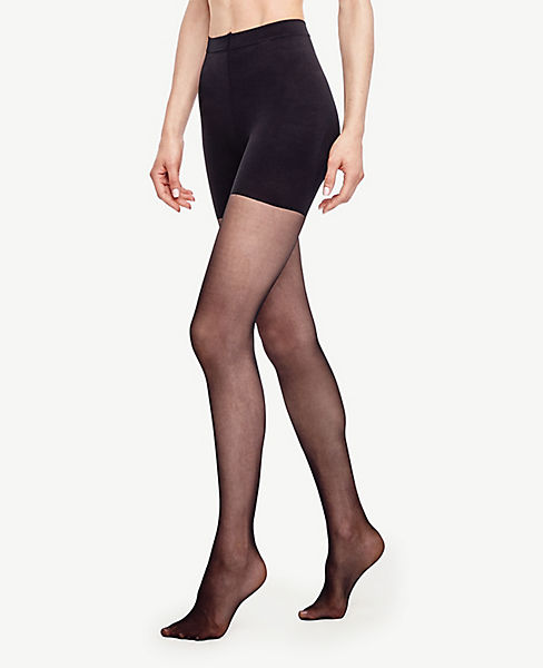 89345dea3dda8 Perfect Sheer Modern Control Top Tights | Ann Taylor