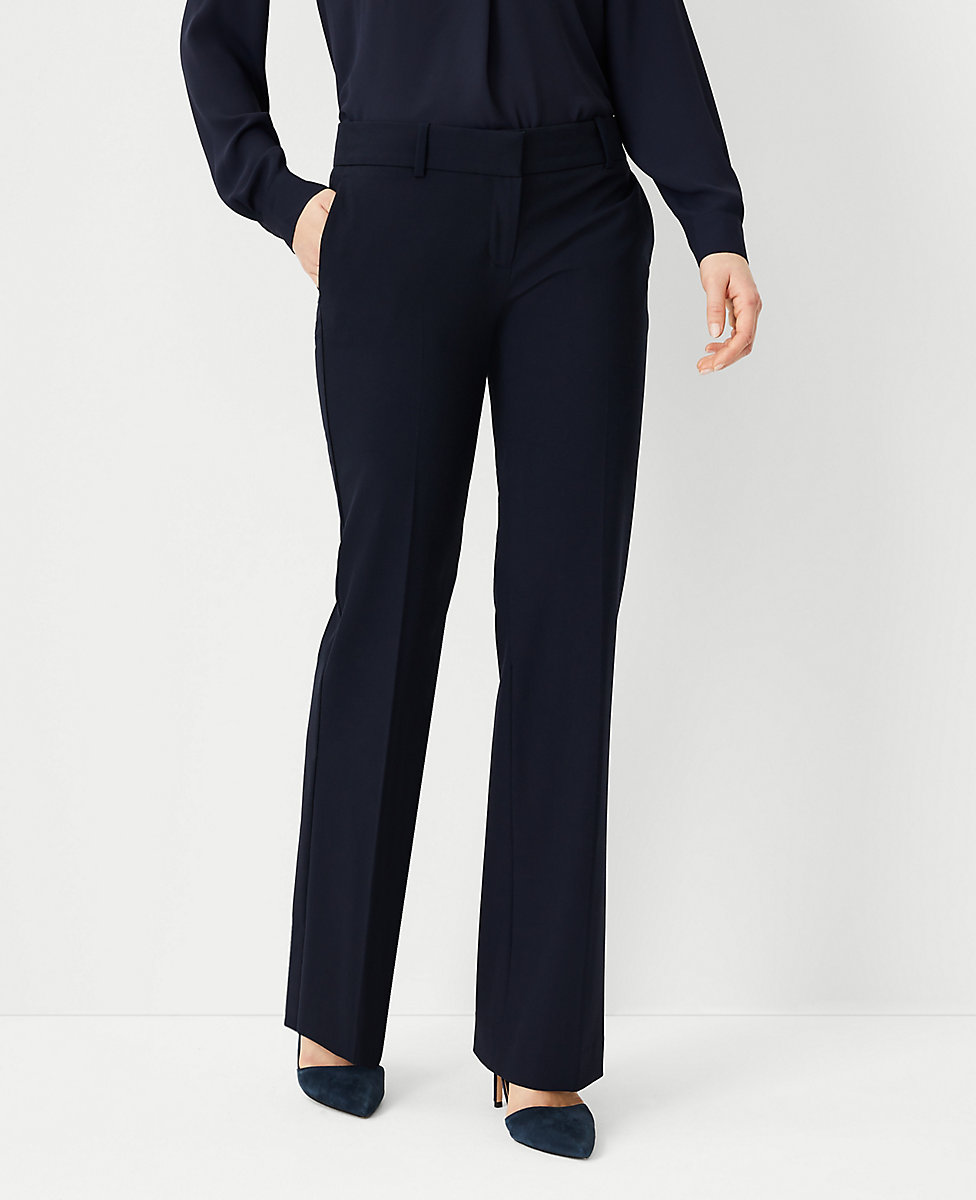 cheap price 100% satisfaction guarantee coupon code The Petite Trouser Pant In Seasonless Stretch | Ann Taylor