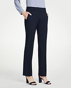 The Straight Leg Pant In Seasonless Stretch Curvy Fit