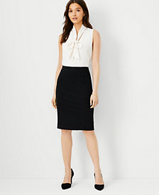 d5f4b65a7 Image 3 of 3 - Ponte Pencil Skirt