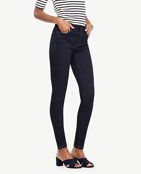 Petite Curvy All Day Skinny Jeans in Evening Sea Wash