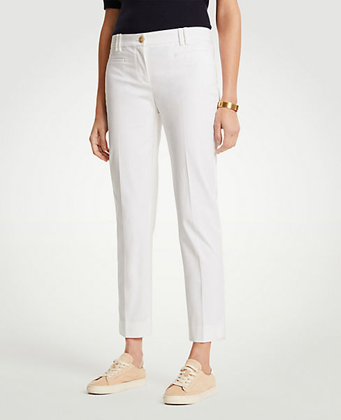The Petite Crop Pant