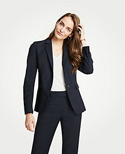 df89c841349b Jackets & Blazers for Women: Tweed, Long, Linen & More | ANN TAYLOR