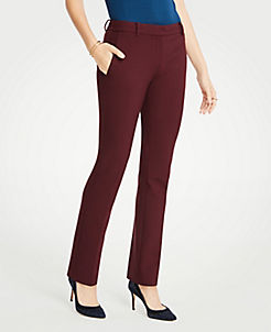 The Straight Leg Pant Curvy Fit