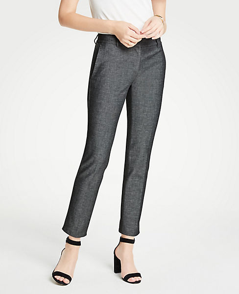 The Petite Ankle Pant