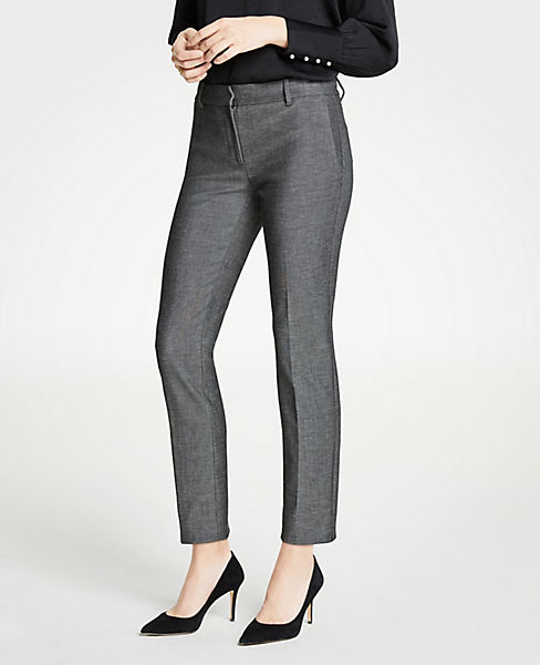 The Petite Ankle Pant - Curvy Fit