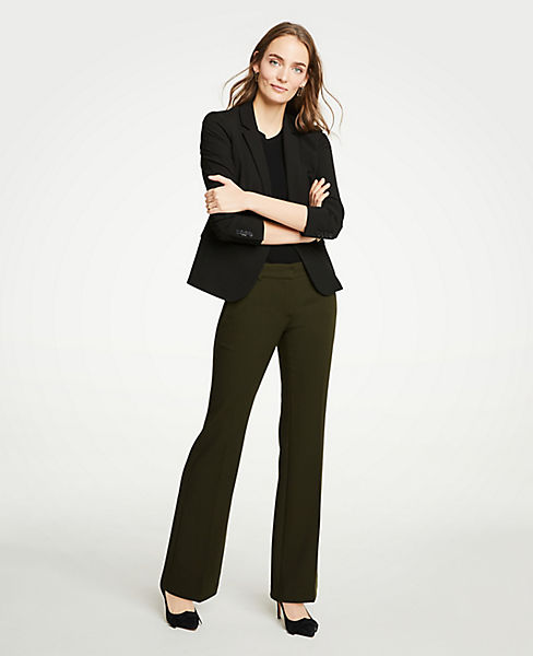 The Petite Madison Trouser - Curvy Fit