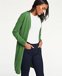 Green Cardigan Petite Sweaters  Cardigans 6336a5c7e