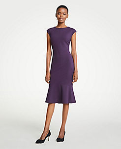 Midi Dresses For Women Mid Length In High Style Ann Taylor