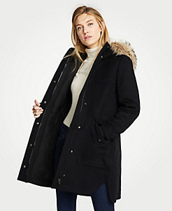 coats for petite women