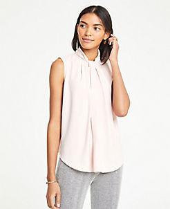 Pink Sleeveless Blouses   Tops for Women  dcd5b5f9327
