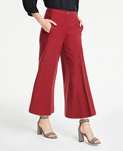 03ba49c8 The Wide Leg Marina Pant | Ann Taylor