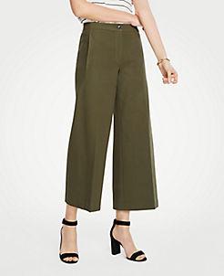 e0bb2cb8fa9 The Wide Leg Marina Pant