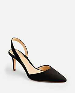 f48d22dcad Heels for Women: Heeled Shoes & More | ANN TAYLOR