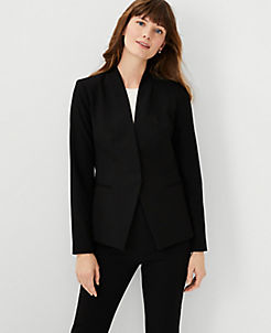 Black Petite Suits for Women  Perfectly Polished in Style  089b4f9fb