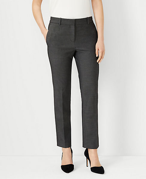 The Petite Ankle Pant In Bi-Stretch