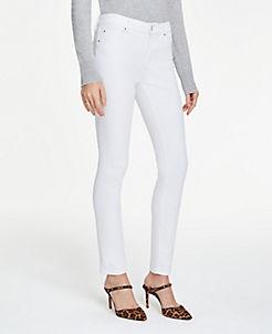 8d1e6b6a5a4168 Curvy Petite Jeans for Women: Skinny, Boot Cut, & Jeggings   ANN TAYLOR