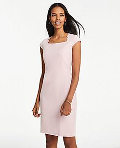 2ca26e2bbb Pink Stylish Petite Dresses  Wrap   Sweater Dresses