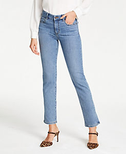 325a7986316b Dressy Jeans, Denim Trousers & Casual Jeans for Women | ANN TAYLOR