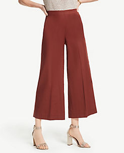 2b062156c437e0 Pants for Women: Linen, Pleated, Gingham & All Styles | ANN TAYLOR