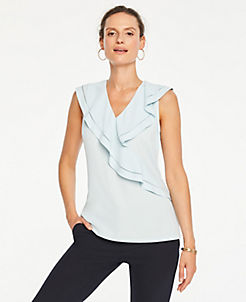 3b0d4c77c6fd98 Blouses & Tops for Women | ANN TAYLOR