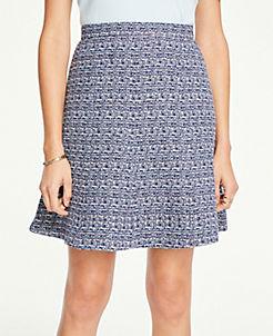 b09be17e8 Skirts: Denim, Pleated, Midi, Wrap, Fringe & More | ANN TAYLOR