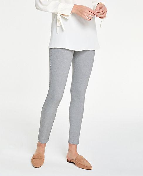 d775f0c845 The Crosshatch Chelsea Skinny Pants   Ann Taylor