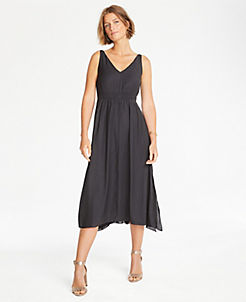 6934daef1a7b0 Midi & Maxi Dresses for Women | ANN TAYLOR