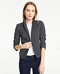 2e3e7bc8 Jackets & Blazers for Women: Tweed, Long, Linen & More | ANN TAYLOR