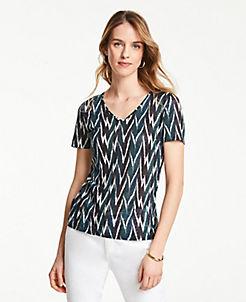 09264bdd1b Sale Tops: Women's Shirts & Blouses on Sale | ANN TAYLOR