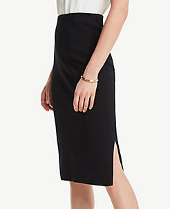 32a9aa98e76e52 Pencil Skirts: Plaid, Denim, & Lace Skirts | ANN TAYLOR