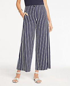 1d81bc2385d01f Wide Leg Pants & Flare Pants for Women | ANN TAYLOR