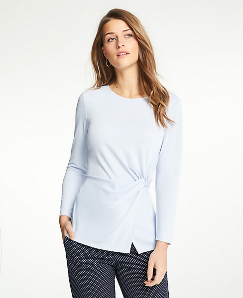 Petite Side Knot Top