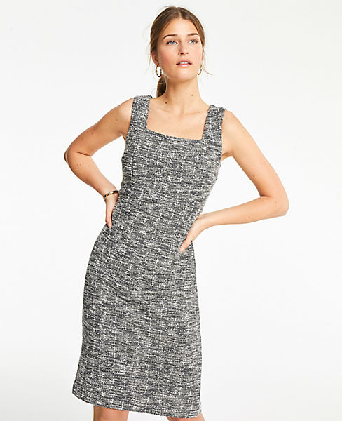 The Petite All-Day Ponte Dress