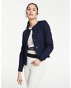 028b25e83d1f4 Coats, Jackets, & Blazers on Sale | ANN TAYLOR
