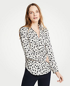 af94ff8725e7e Petite Tops   Blouses for Women