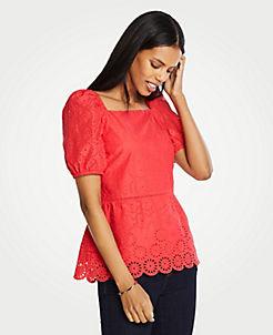 dc35c7c2b410ef Blouse Petite Tops   Blouses for Women
