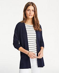 b3e9f63667f Blue Cardigan Sweaters for Women