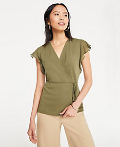 b2cf9a15d Blouses & Tops for Women | ANN TAYLOR
