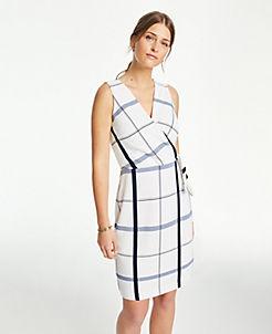 ed4ef306f31 Wrap Dresses for Women  Long Sleeved   Ruffles