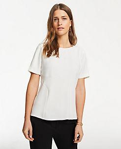 b888a1b11d Sale Tops: Women's Shirts & Blouses on Sale | ANN TAYLOR