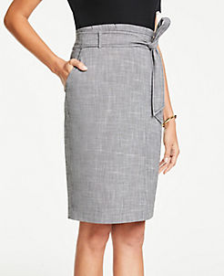 fdfbf239ba4f8c Sale Skirts: Pencil, Midi & A-Line Skirts on Sale | ANN TAYLOR