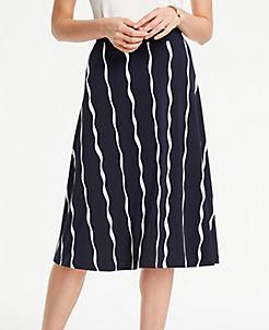5f76b7f19 Skirts: Denim, Pleated, Midi, Wrap, Fringe & More | ANN TAYLOR