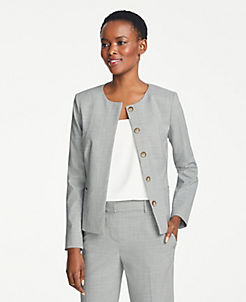 5f99771f8677 Petite Suits for Women: Perfectly Polished in Style | ANN TAYLOR