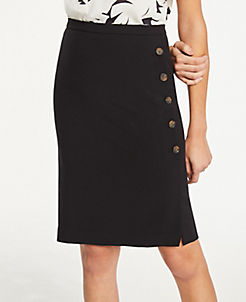 352058e7a Skirts: Denim, Pleated, Midi, Wrap, Fringe & More | ANN TAYLOR