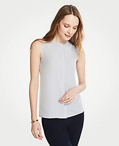 e9cd96ffd9ba07 Petite Tops   Blouses for Women